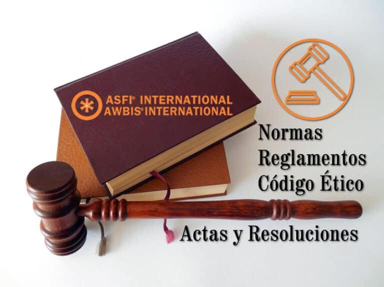 Reglamentos Normas y Código Ético de ASFI®